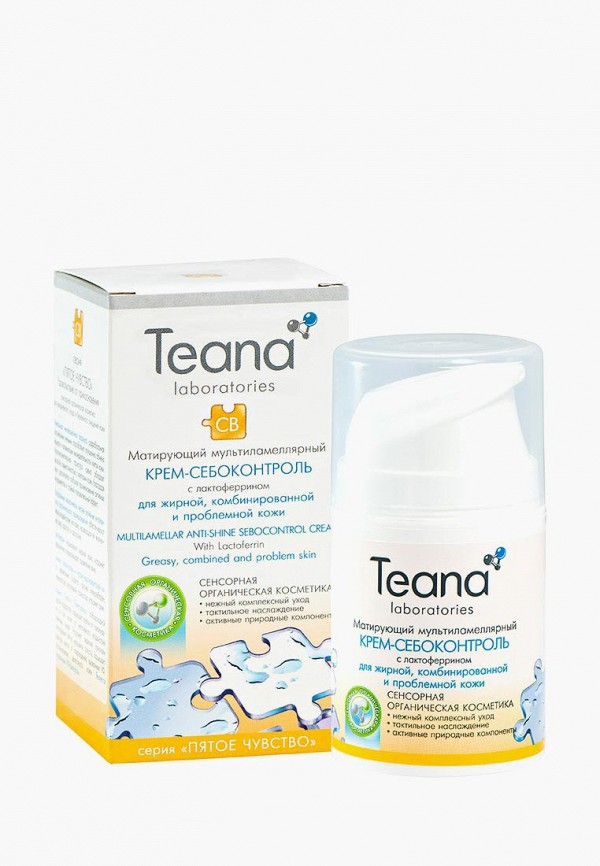 Крем для лица Teana Teana TE022LWVIR87 купить teana адажио любви