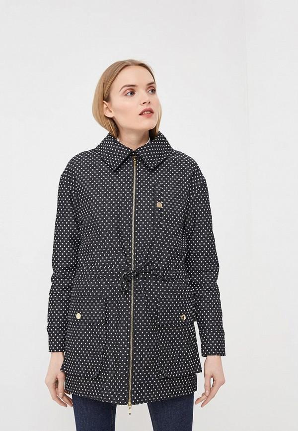женская куртка terekhov girl, черная