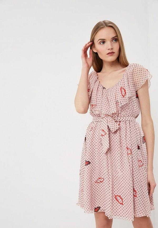 Платье Terekhov Girl Terekhov Girl TE024EWETOA7 цена в Москве и Питере