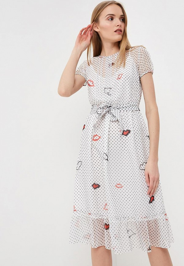 Платье Terekhov Girl Terekhov Girl TE024EWETOA8 цена