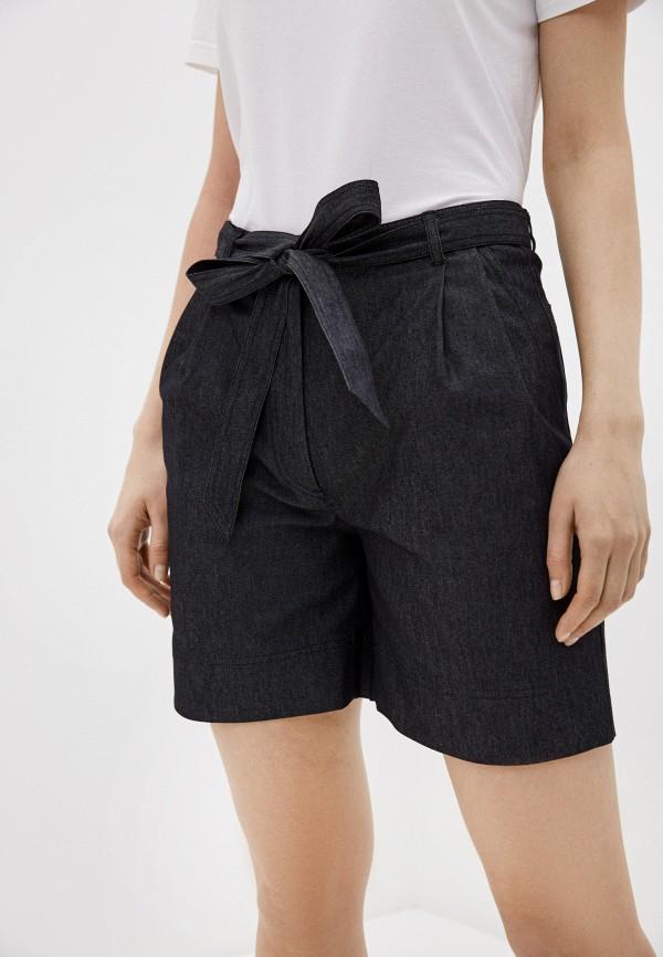 женские повседневные шорты terekhov girl, черные