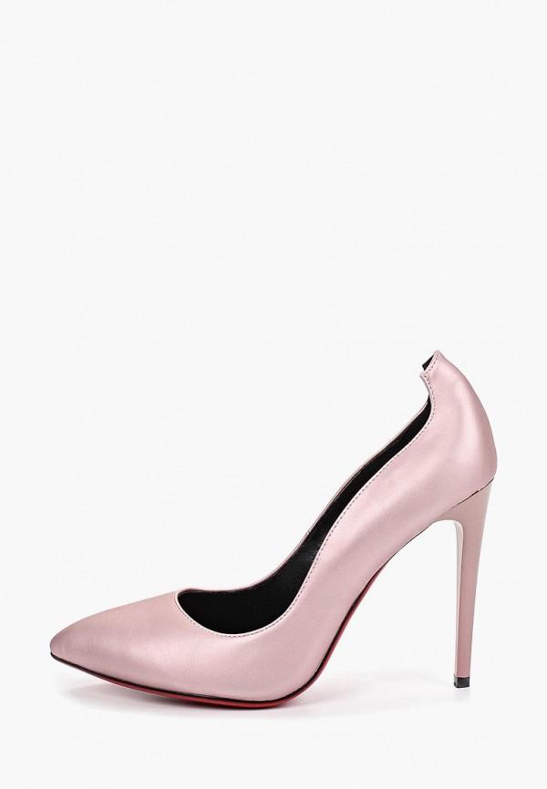женские туфли teetspace, розовые