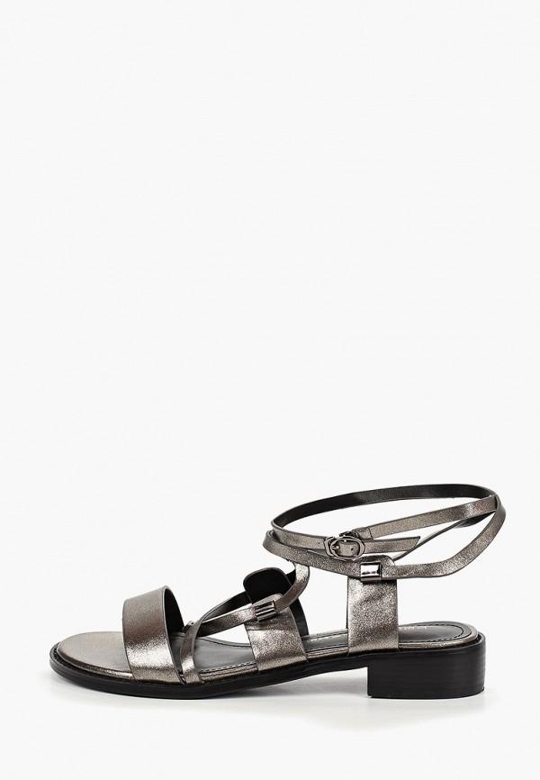 женские сандалии teetspace, серые