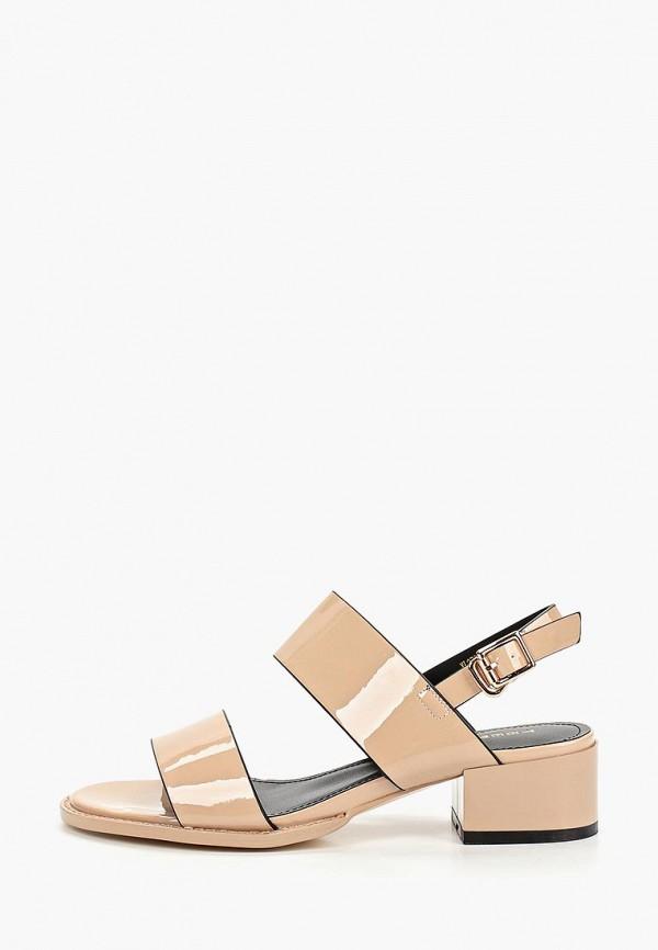 женские сандалии teetspace, бежевые