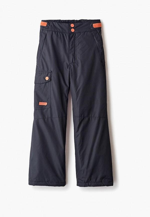 брюки termit для мальчика, черные