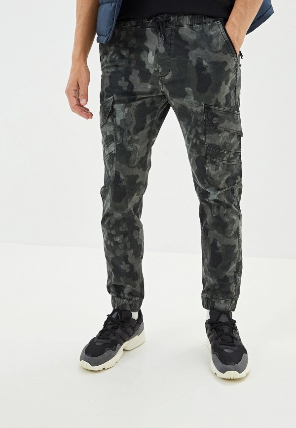 Купить Мужские брюки Termit зеленого цвета