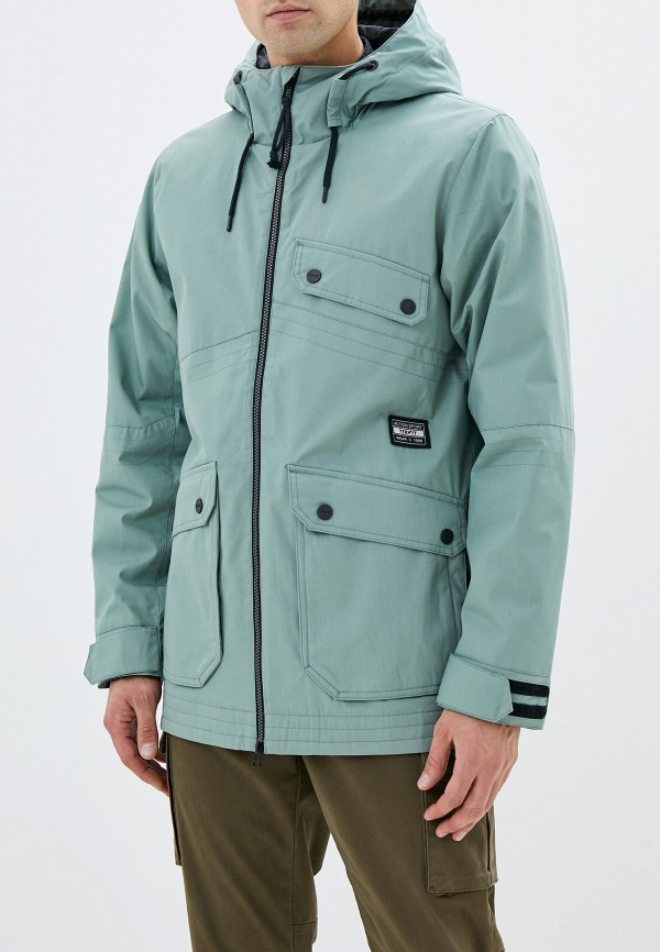 Купить Куртку утепленная Termit зеленого цвета