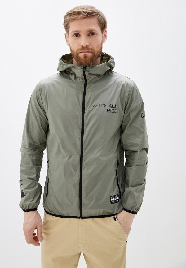 мужская куртка termit, хаки