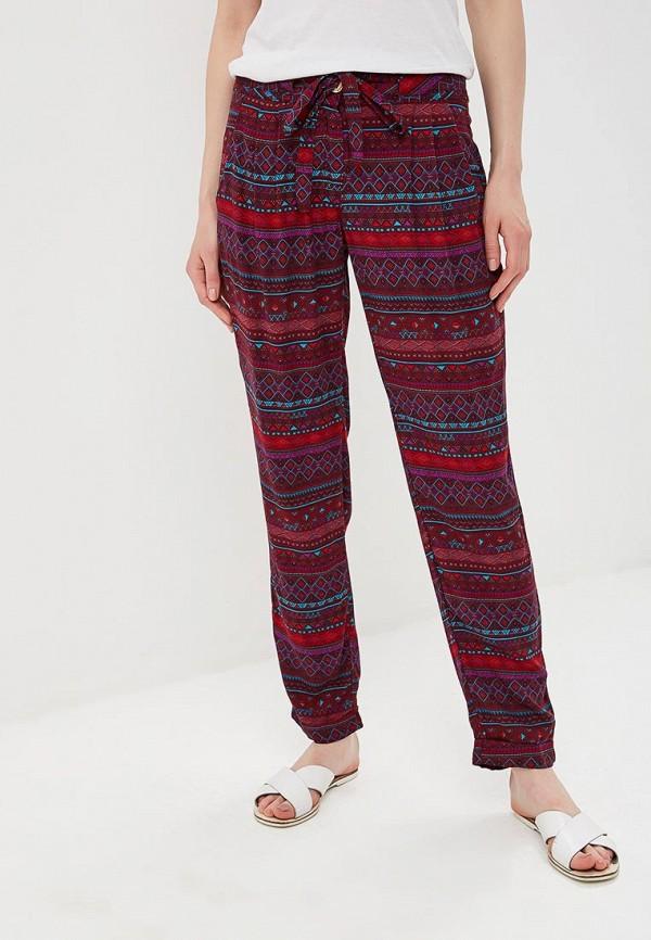 Купить Женские брюки Termit фиолетового цвета