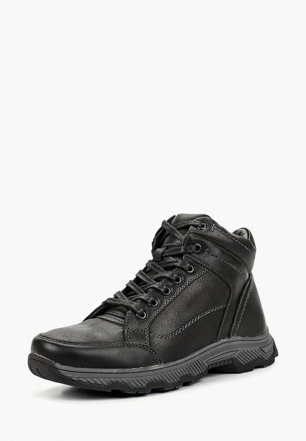 Купить Ботинки Tesoro, TE947ABBXPQ1, черный, Осень-зима 2018/2019