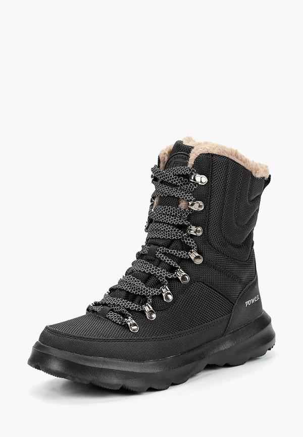 Купить Ботинки Tesoro, TE947ABBXPR1, черный, Осень-зима 2018/2019
