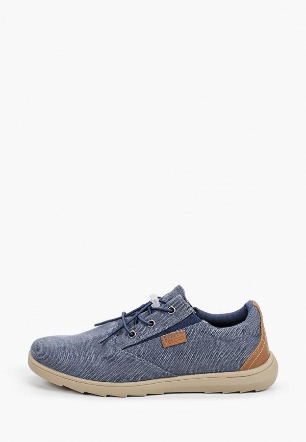 ботинки tesoro для мальчика, синие
