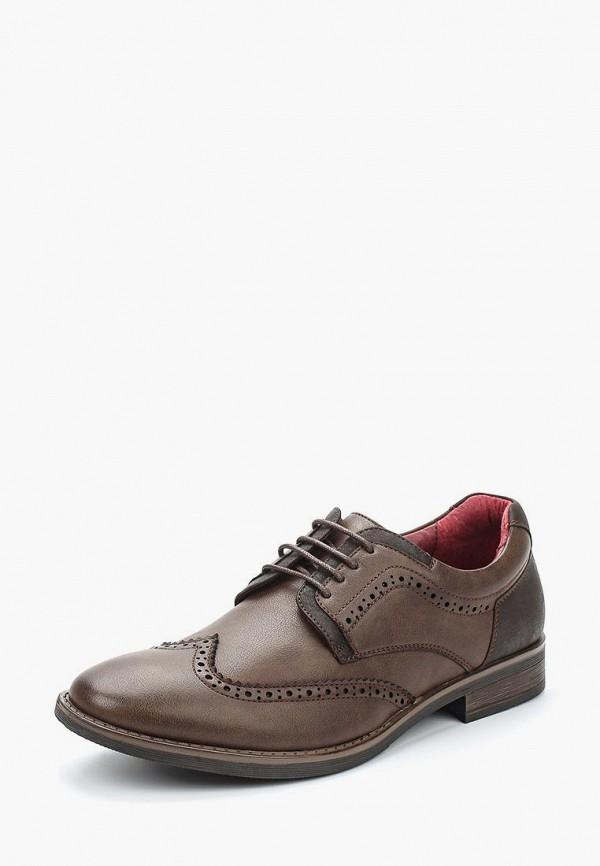Купить Туфли Tesoro, te947amapuk2, коричневый, Весна-лето 2018