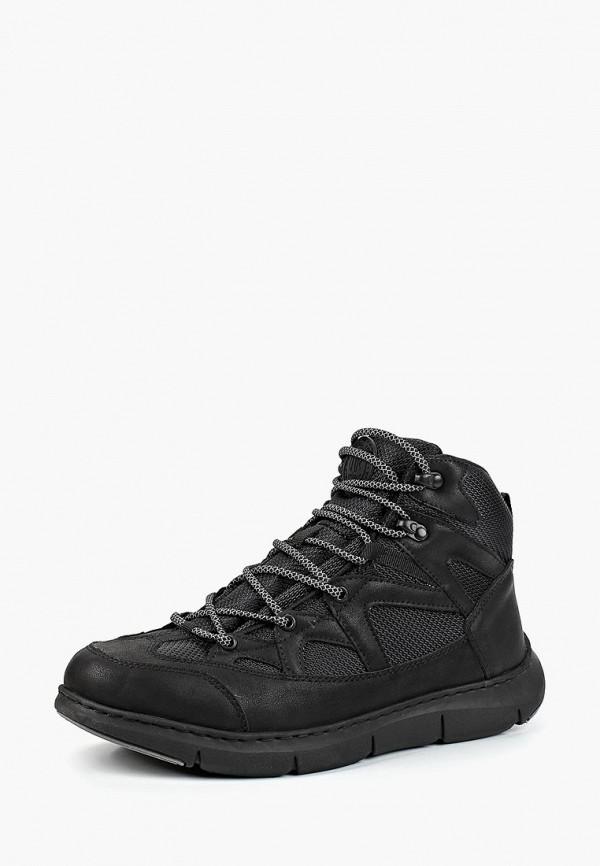Купить Ботинки Tesoro, te947amcihc8, черный, Осень-зима 2018/2019