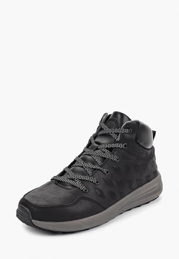 Купить Ботинки Tesoro, te947amcihd3, черный, Осень-зима 2018/2019
