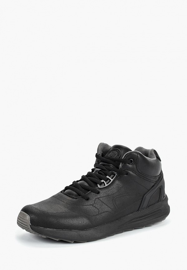 Купить Ботинки Tesoro, TE947AMCIHD5, черный, Осень-зима 2018/2019