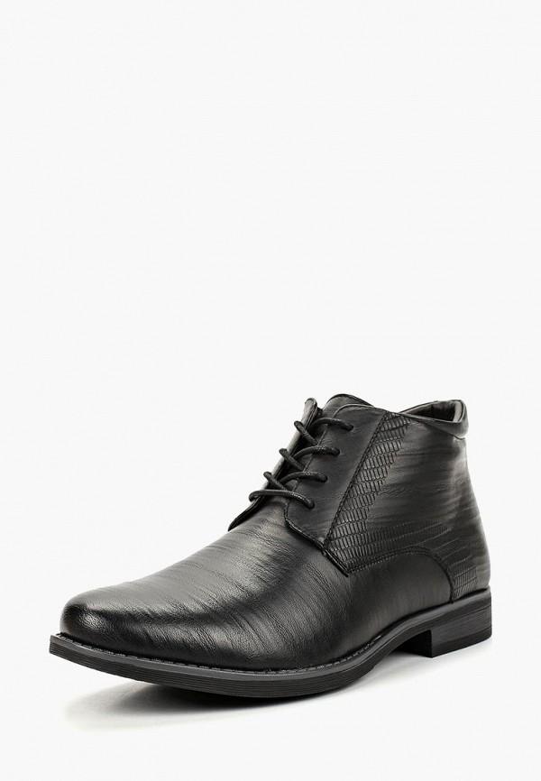 Купить Ботинки Tesoro, TE947AMCIHE2, черный, Осень-зима 2018/2019