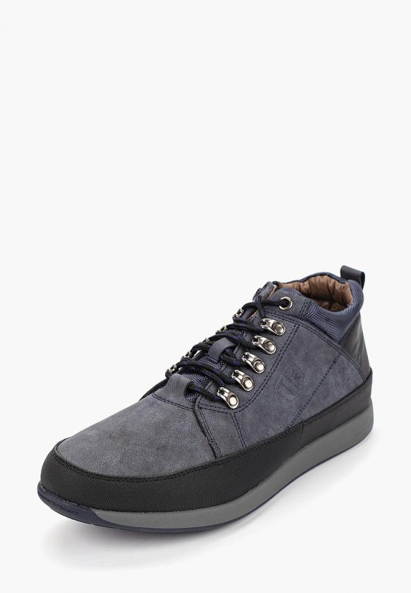 мужские ботинки tesoro, синие