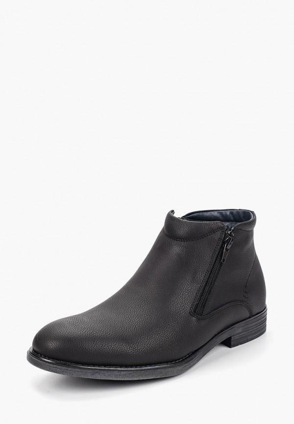 Купить Ботинки Tesoro, te947amcihg1, черный, Осень-зима 2018/2019