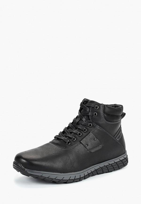 Купить Ботинки Tesoro, TE947AMCIHG3, черный, Осень-зима 2018/2019