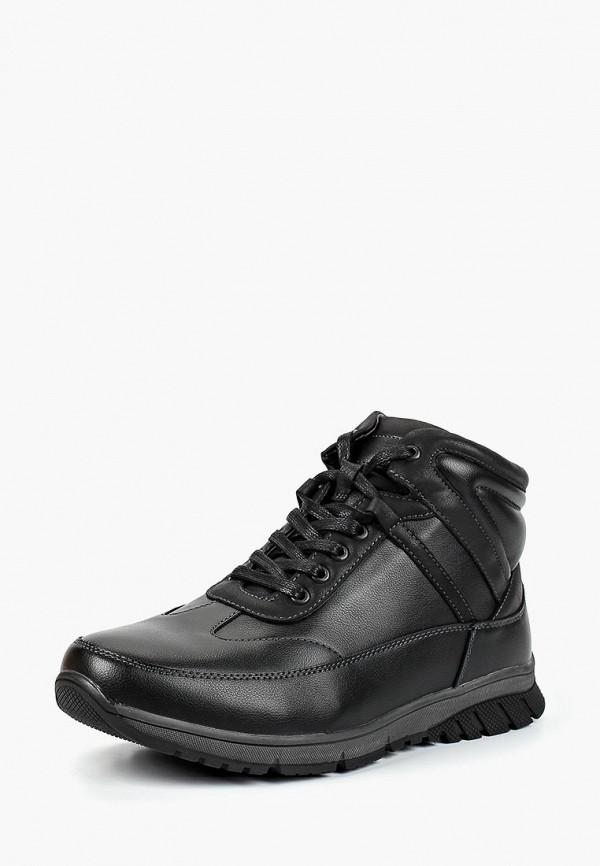 Купить Ботинки Tesoro, TE947AMCIHG8, черный, Осень-зима 2018/2019