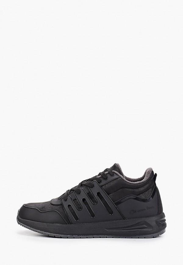 мужские кроссовки tesoro, черные