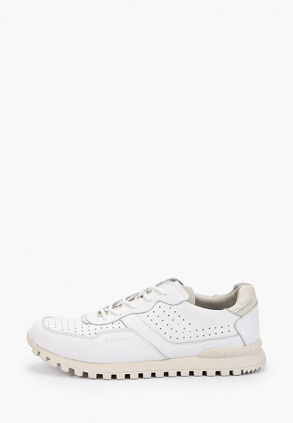 мужские кроссовки tesoro, белые