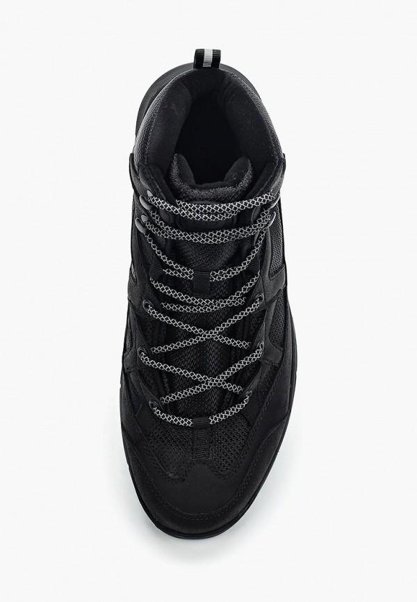 Фото 14 - мужские ботинки и полуботинки Tesoro черного цвета