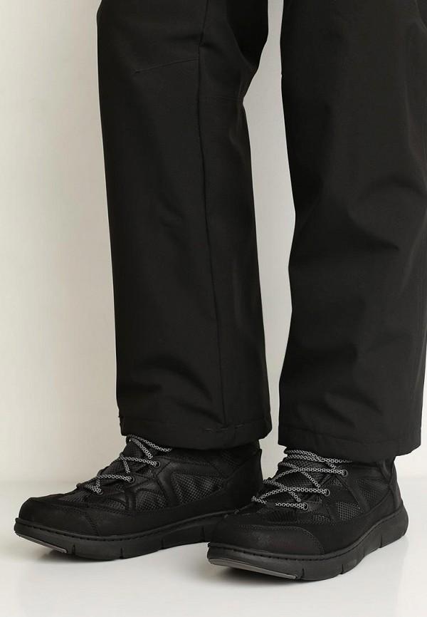 Фото 15 - мужские ботинки и полуботинки Tesoro черного цвета