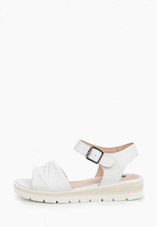 женские сандалии tf's, белые