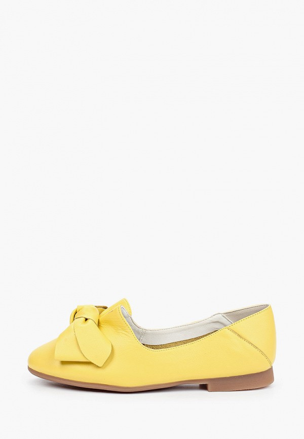 женские туфли tf's, желтые