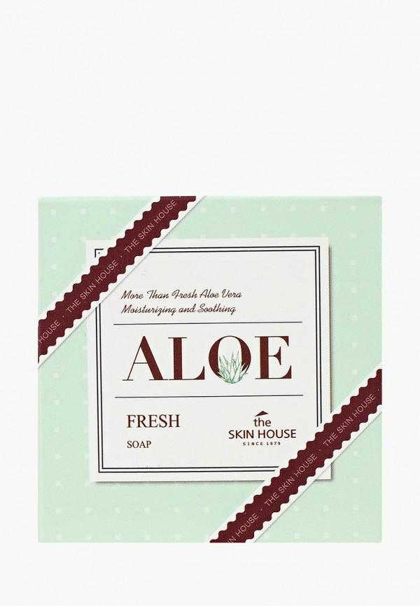Купить Мыло для лица The Skin House, с экстрактом алоэ, 90 гр, TH009LWCIHS2, прозрачный, Осень-зима 2018/2019