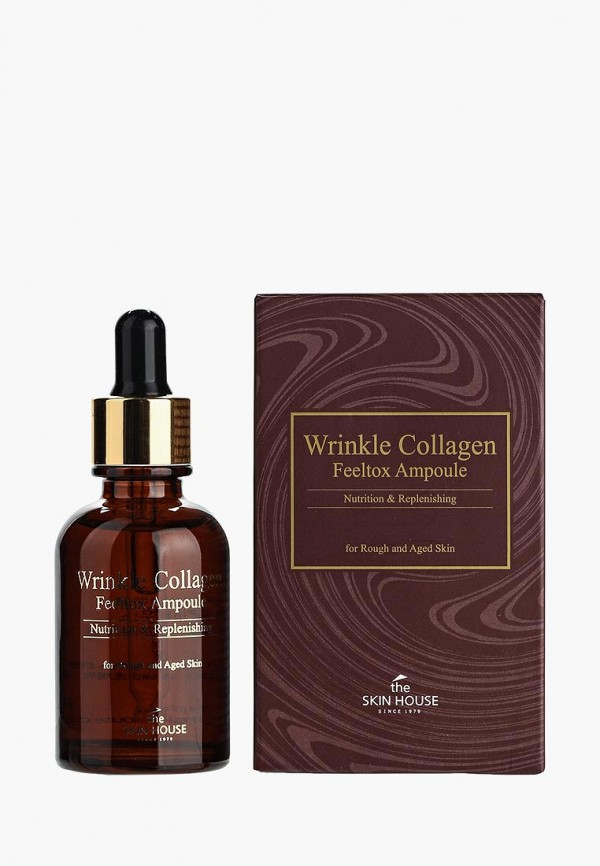 Сыворотка для лица The Skin House The Skin House TH009LWETT04 the skin house wrinkle system essence антивозрастная сыворотка с коллагеном 50 мл