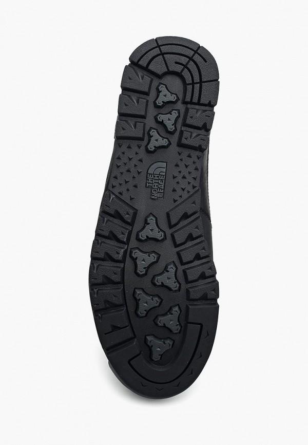 Фото 8 - мужские ботинки и полуботинки The North Face черного цвета