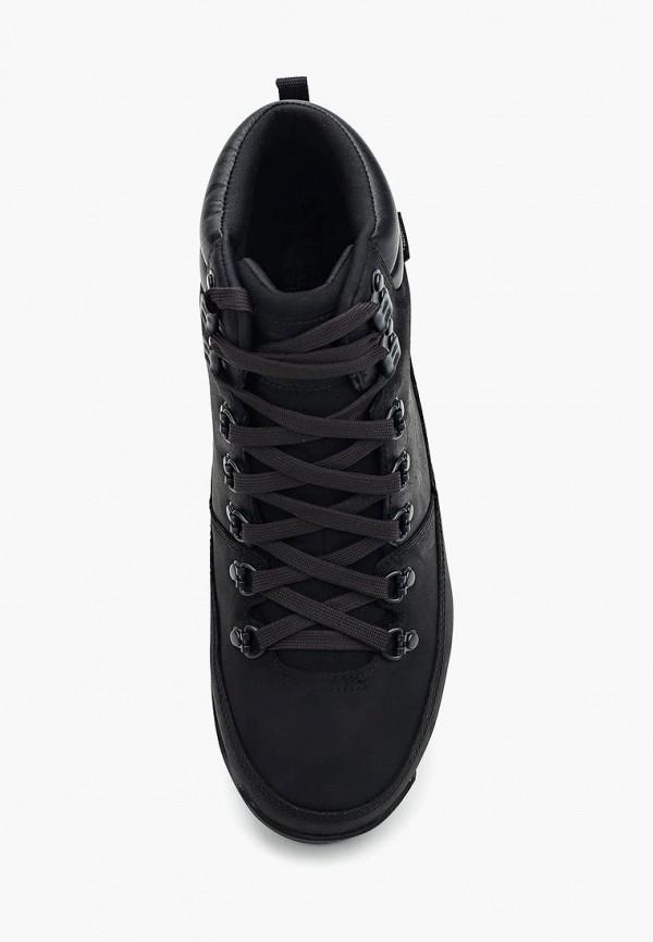 Фото 9 - мужские ботинки и полуботинки The North Face черного цвета