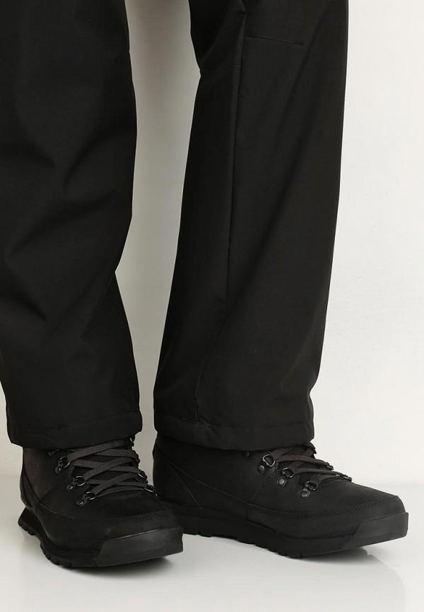 Фото 10 - мужские ботинки и полуботинки The North Face черного цвета