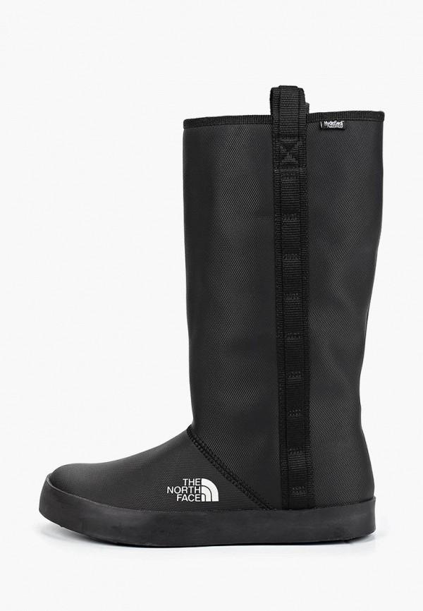 Купить Резиновые сапоги The North Face, th016aweyhl2, черный, Весна-лето 2019