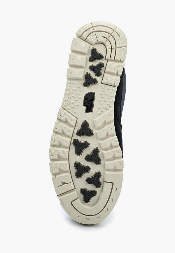 Фото 8 - женские ботинки и полуботинки The North Face черного цвета