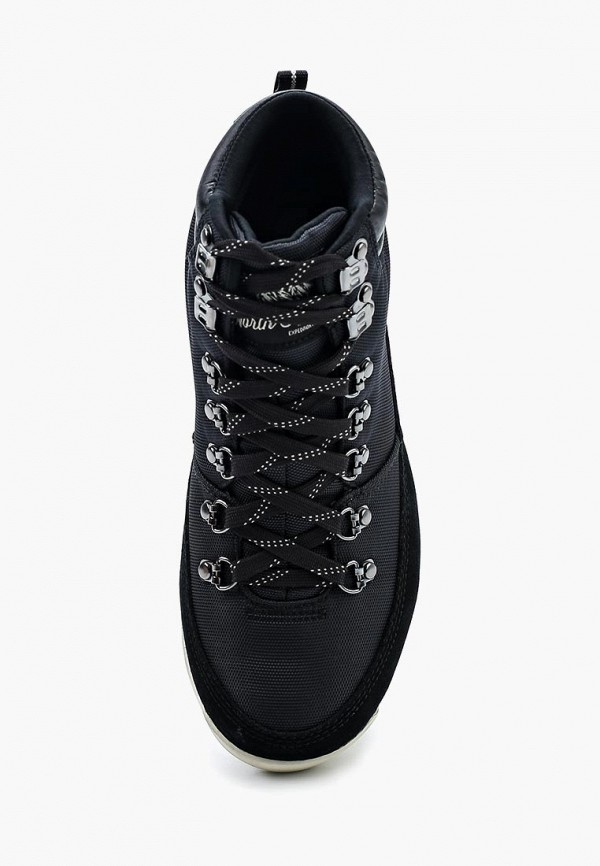 Фото 9 - женские ботинки и полуботинки The North Face черного цвета