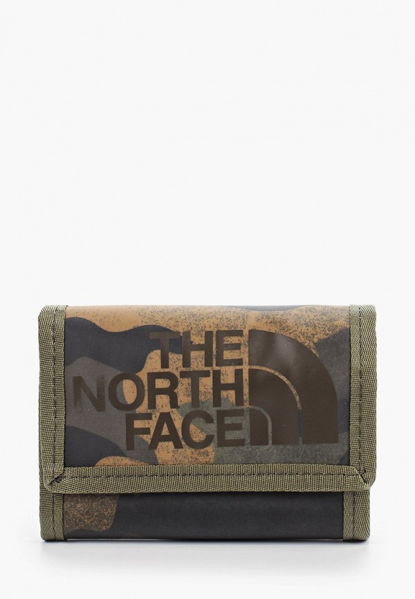 женский кошелёк the north face, хаки