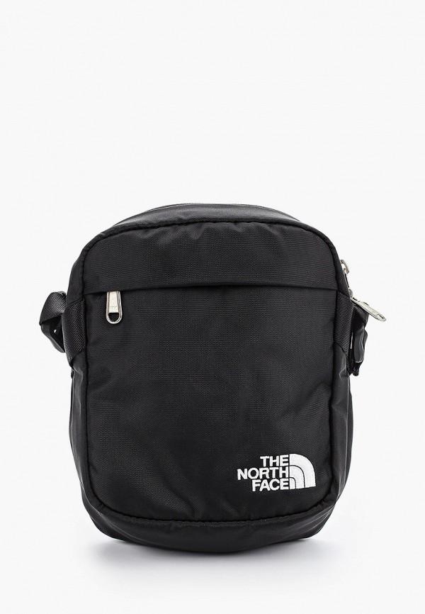 женская сумка the north face, черная