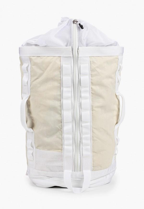 женский рюкзак the north face, белый