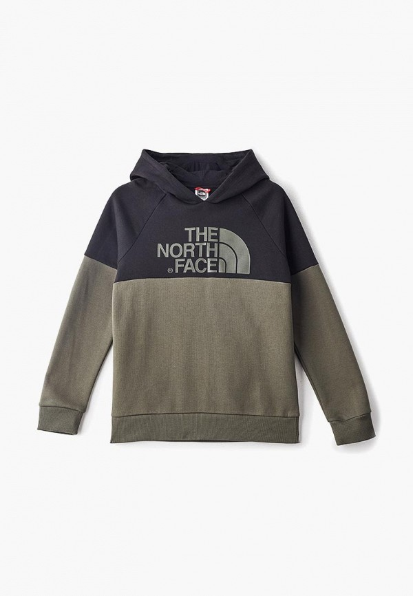 Худи The North Face The North Face TH016EBEMDQ8 худи print bar the illuminati