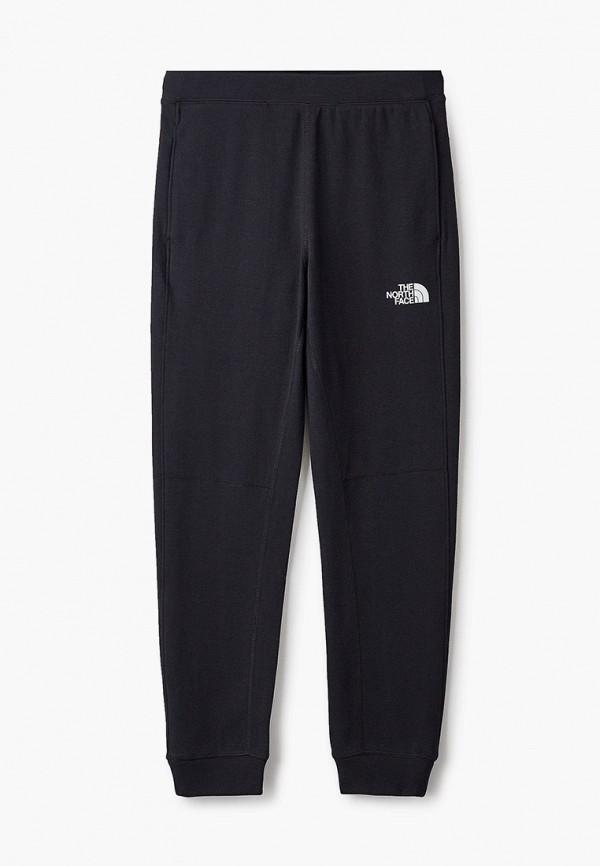 спортивные брюки the north face для мальчика, черные