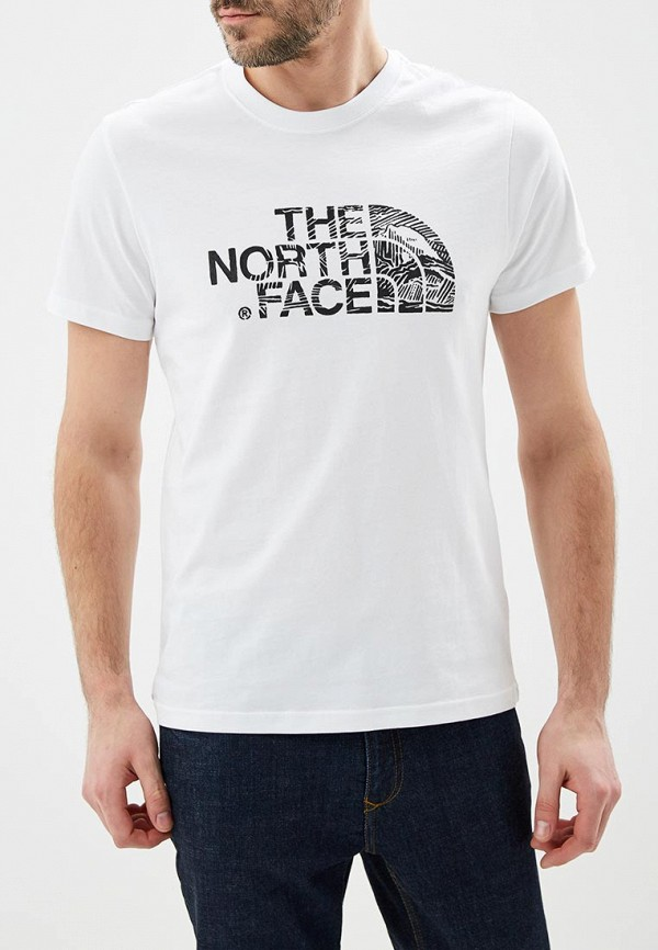 Футболка The North Face The North Face TH016EMANVV5 футболка the north face