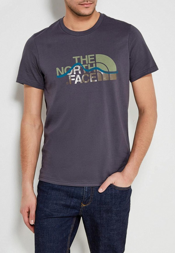 Футболка The North Face The North Face TH016EMANVV6 сланцы the north face the north face th016amanwe3