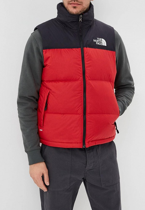 Жилет утепленный The North Face The North Face TH016EMDQMF1 face the north wind красный s