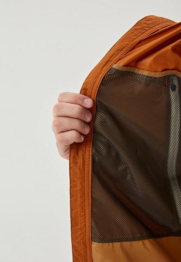 Фото 4 - Ветровка The North Face коричневого цвета