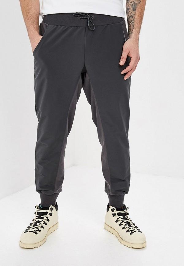 мужские спортивные спортивные брюки the north face, серые