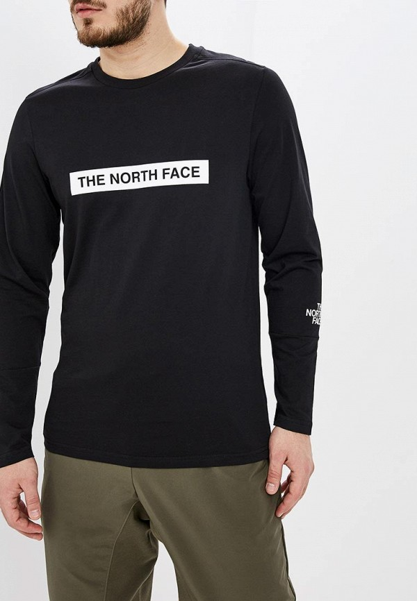 Лонгслив The North Face The North Face TH016EMEAEW7 кепка the north face the north face five panel cap черный os